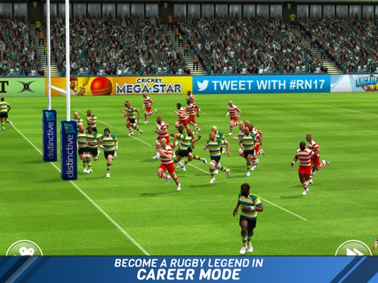 Скачать игру Rugby Nations 18