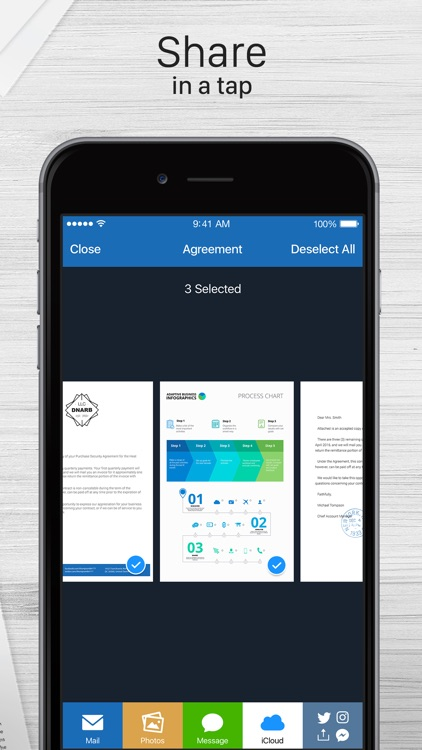 Scanner for Me - Free PDF Scanner & Printer App app image