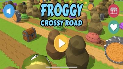 Froggy Crossy Road Screenshot on iOS
