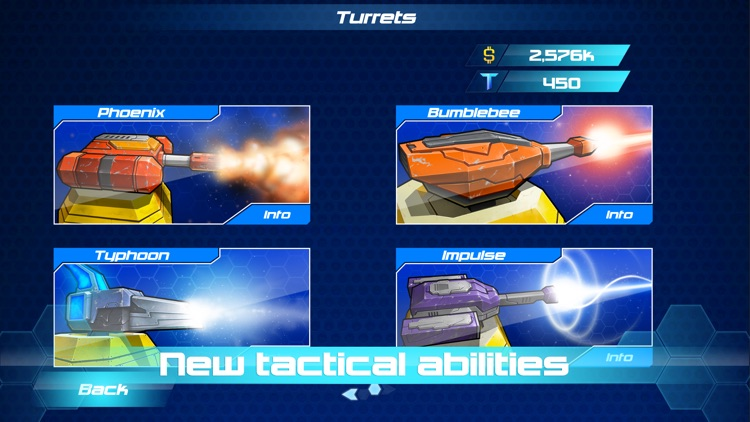 Tesla Wars - II screenshot-3