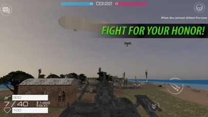 Vanguard Online - WW2スクリーンショット4