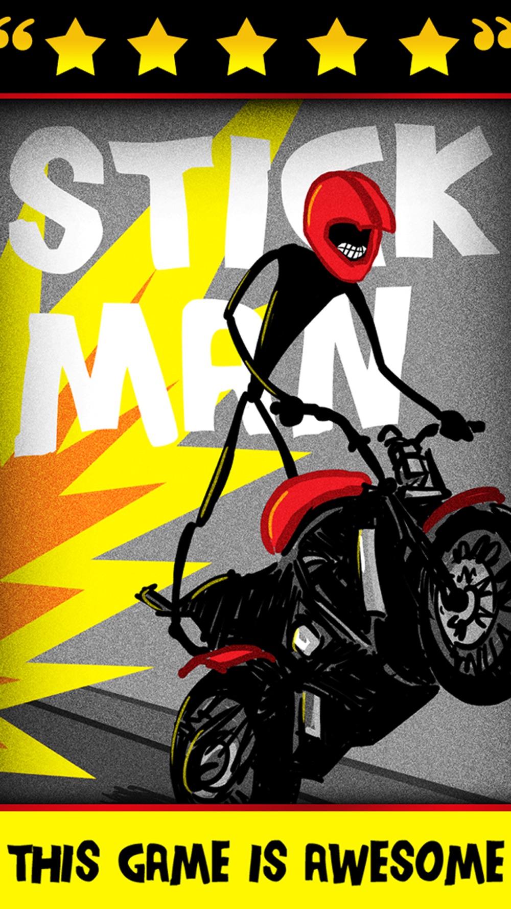 Stickman Street Bike Motorcycle Highway Race – FREE Multiplayer Racing Game Cheat Codes