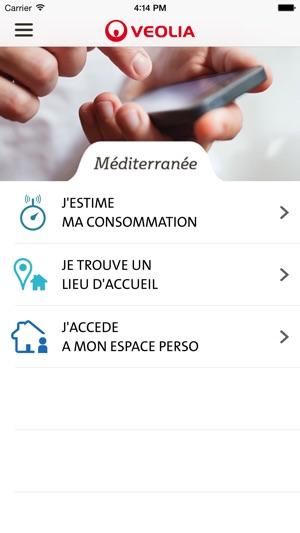 App Store Eau Services