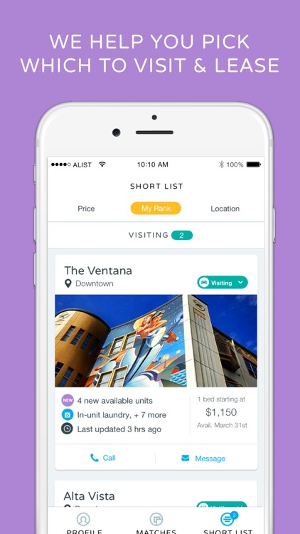 Apartments for Rent - Apartment & House Rental App screenshot-4