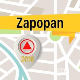 Zapopan Offline Map Navigator and Guide