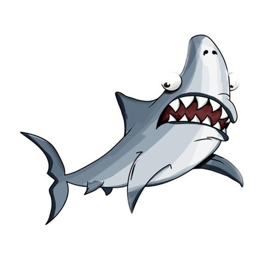 Shark Stickers - 2018