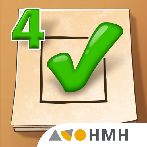 HMH Common Core Reading Grade 4
