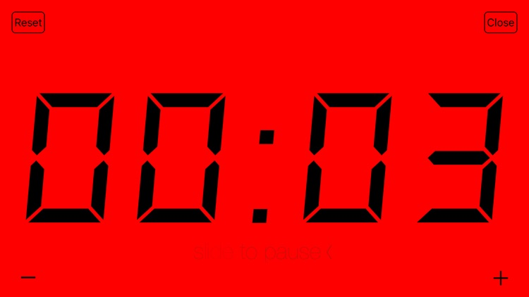 Presentation Clock screenshot-4