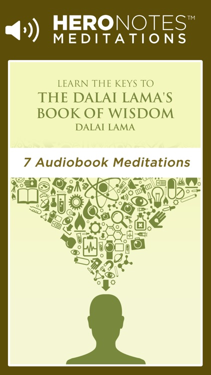 Meditations for The Dalai Lama's Book Of Wisdom