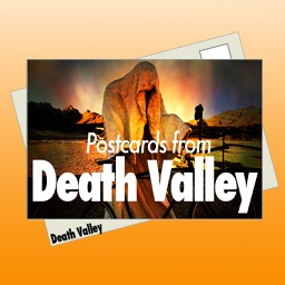 Postcards from Death Valley