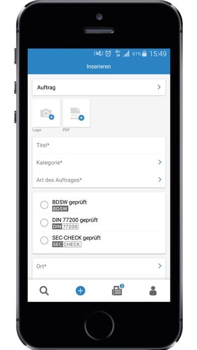 SECmarket-BusinessScreenshot von 5