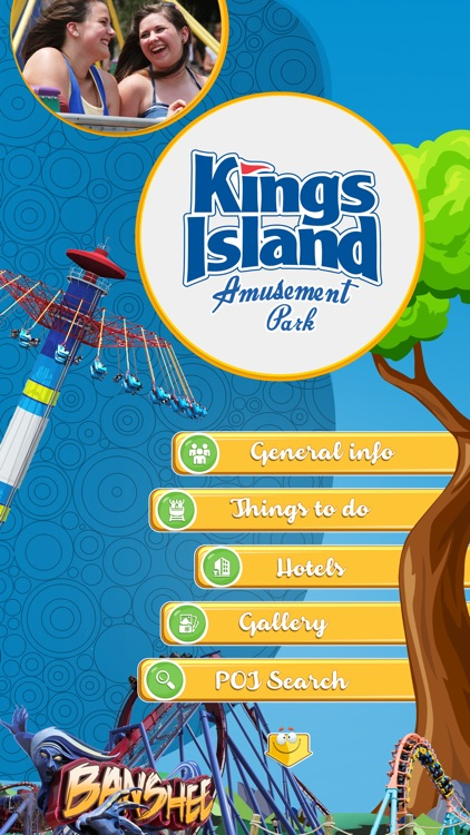 Great App for Kings Island Amusement Park screenshot-1