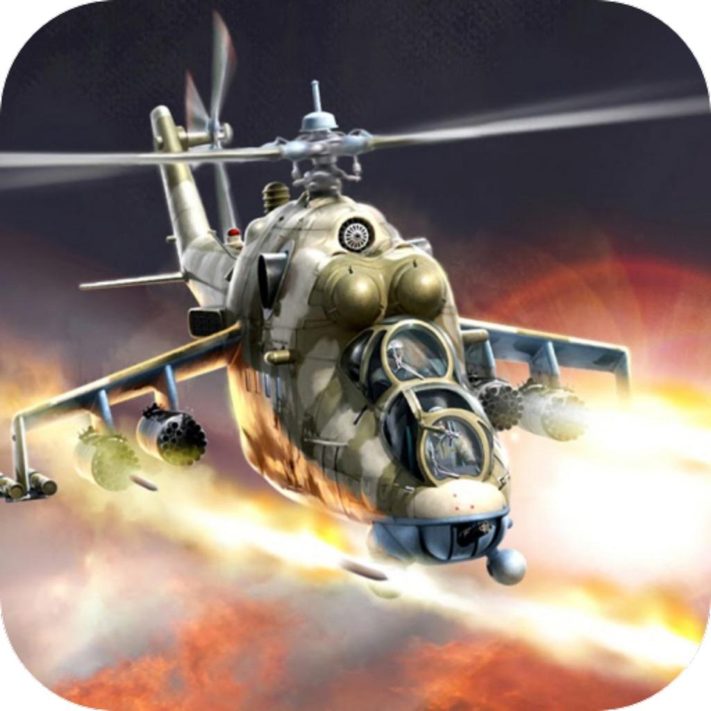 Apache Desert War hack