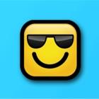 Square Emoji Stickers 2 icon