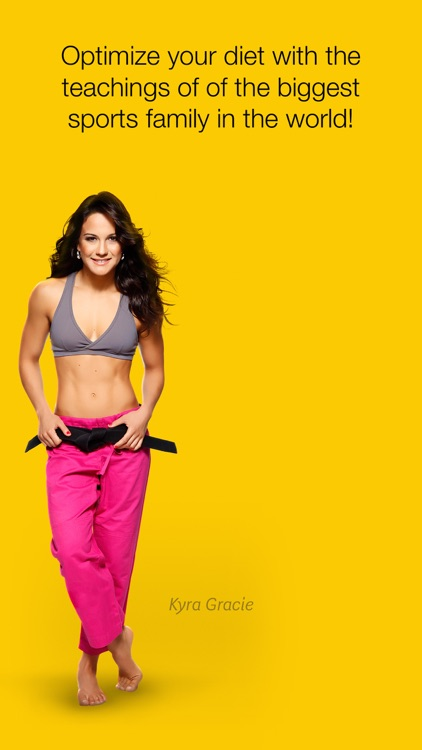 Gracie Fit: The Gracie Diet Assistant screenshot-0