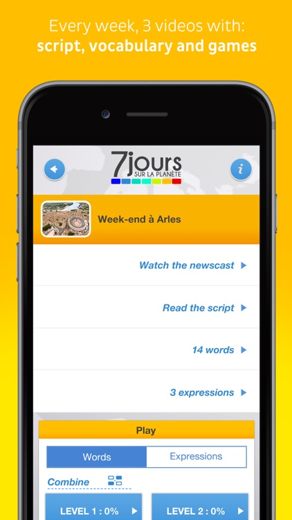 TV5MONDE: learn French