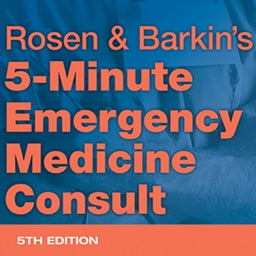 Rosen &Barkin's 5-Minute Emergency Medicine Consult Standard Edition, 5th Edition