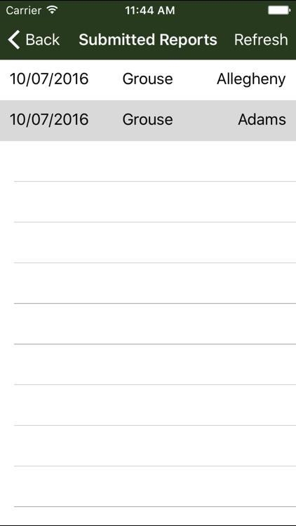 Grouse Woodcock Survey screenshot-4