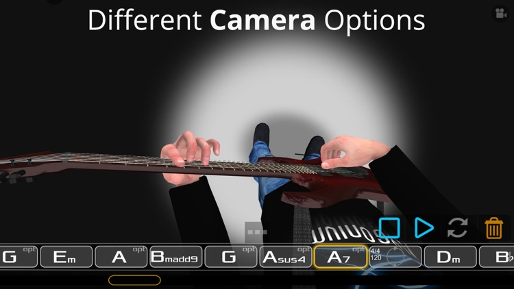 Guitar 3D PRO - Chords, Strums screenshot-1