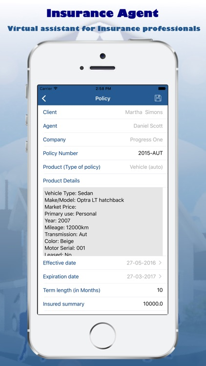 Insurance Agent Pro screenshot-2