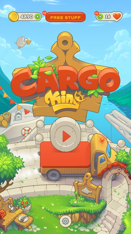 Cargo King screenshot-4