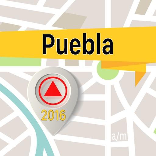 Puebla Offline Map Navigator and Guide