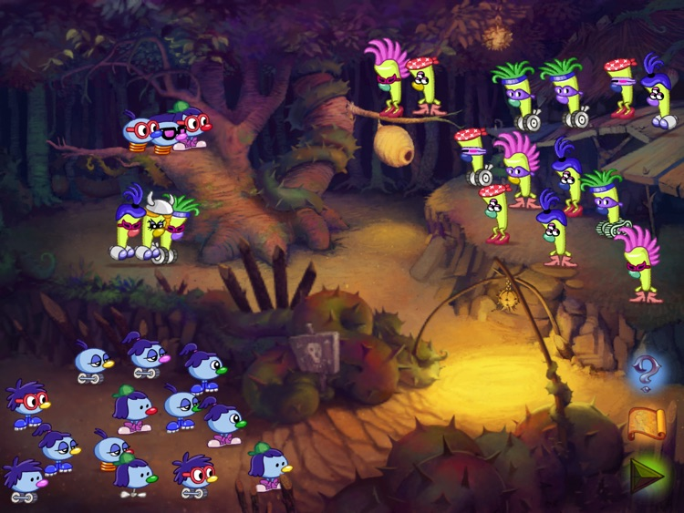 Zoombinis Research Edition screenshot-3