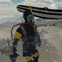 Sea Diver Simulator 3D - The ocean world