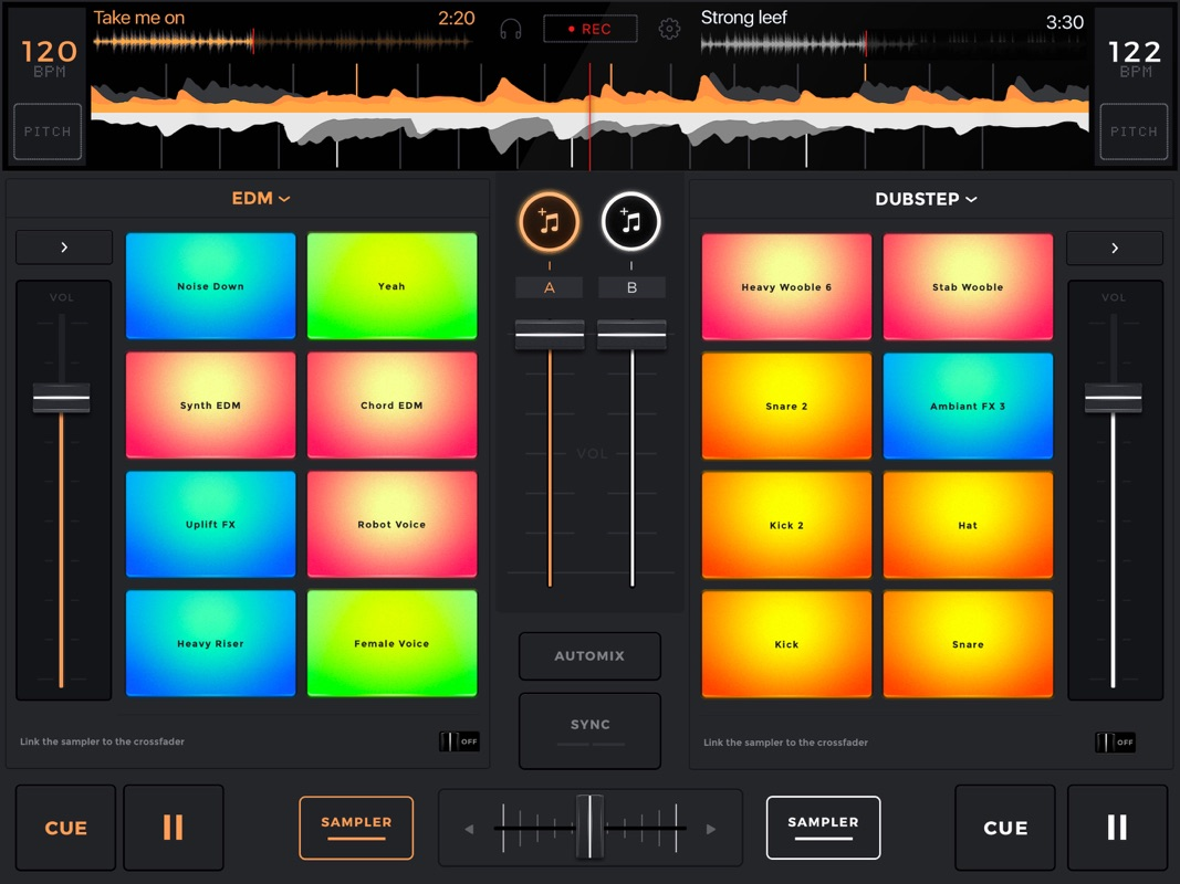 edjing Mix - dj app - Tips for Android & iOS Game | TipsJoy com
