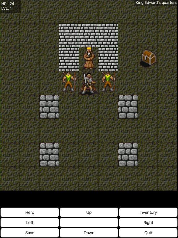Saga RPG II: Evolution-ipad-0