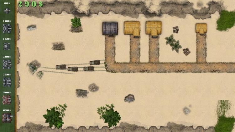 Defend Your Tank - Tank Defender screenshot-3