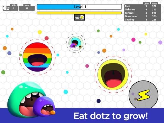 Dotz.io Dots Battle Arena screenshot 7