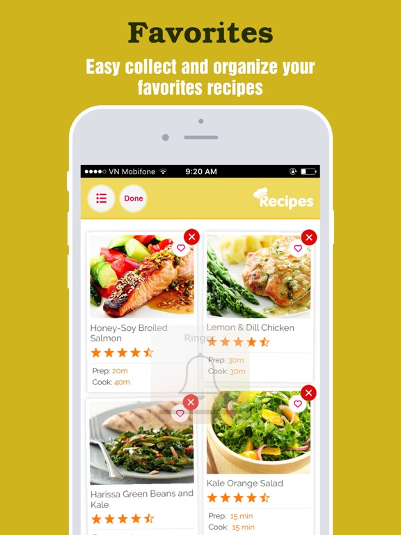 Yummy heart recipesbest healthy recipes for heart app price drops screenshot 4 for yummy heart recipesbest healthy recipes for heart forumfinder Image collections