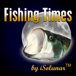 Fishing Times by iSolunar