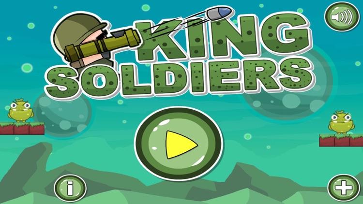 King Soldiers:Ricochet Kills