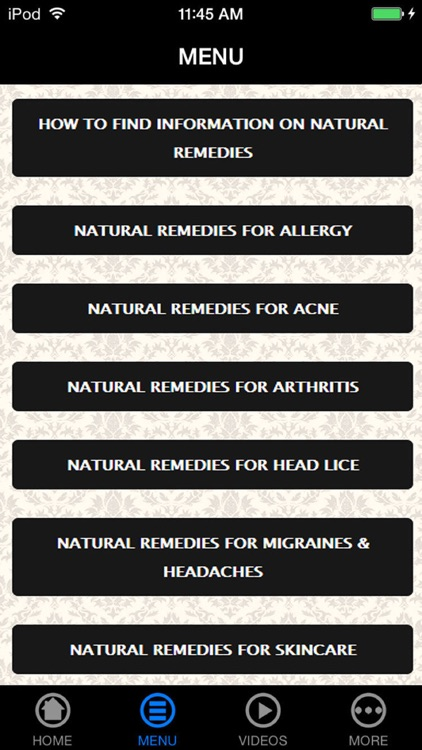 10 Must Have Best Natural Remedies - Medicine Resources for Beginners screenshot-4