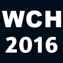 Schedule of WCH 2016