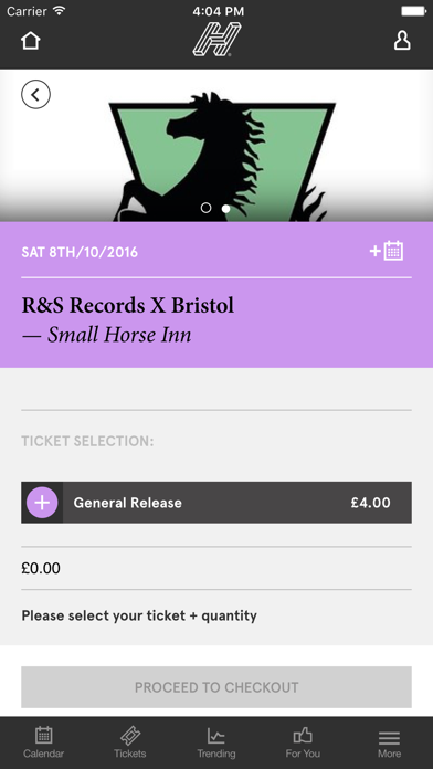 Headfirst Bristol — What's On Guide screenshot two