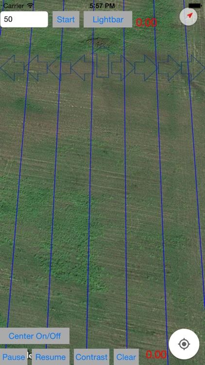 Farm Sprayer GPS