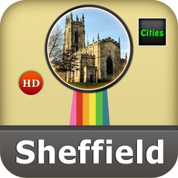 Sheffield Offline Map City Guide