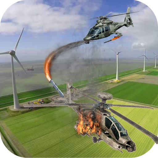 Helicopter Counter Strike : Top New free War-fare