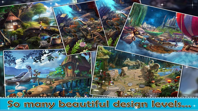 Beyond The Fog - Hidden Objects game for kids and adults screenshot-4