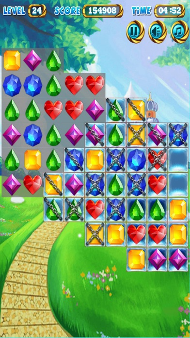 Jewel Poping Mania screenshot four