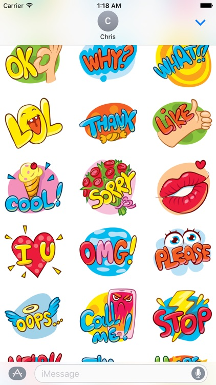 REACT By Stickers