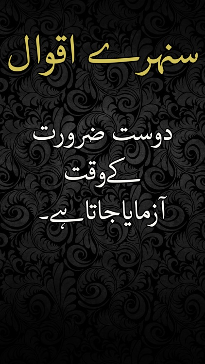 Good Quotes in Urdu - Beautiful & Wise Collection screenshot-4