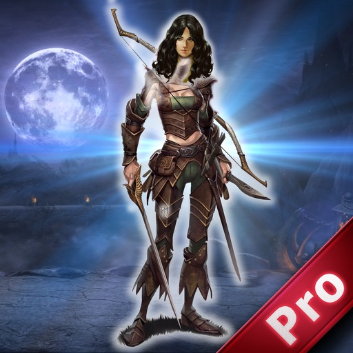 Assassin Woman : The Leyend Archer PRO