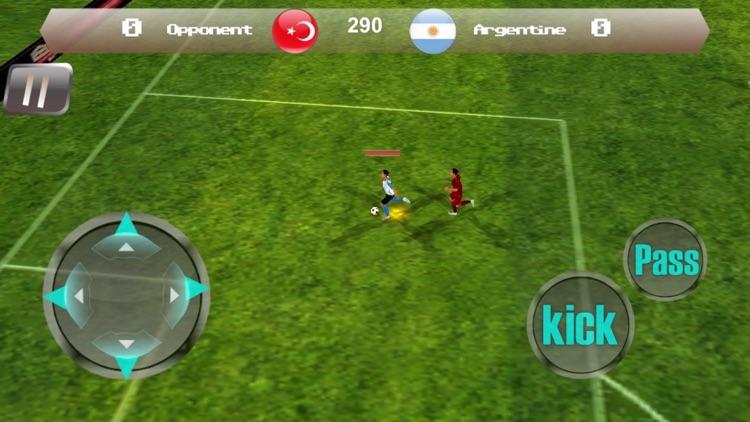 PRO FOOTBALL soccer league International 3D
