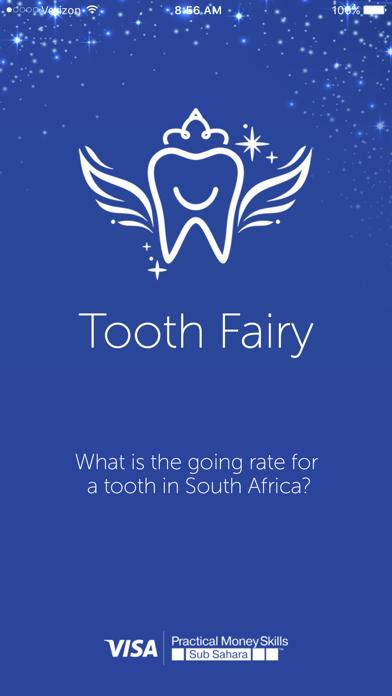 Visa's Tooth Fairy Calculator screenshot one