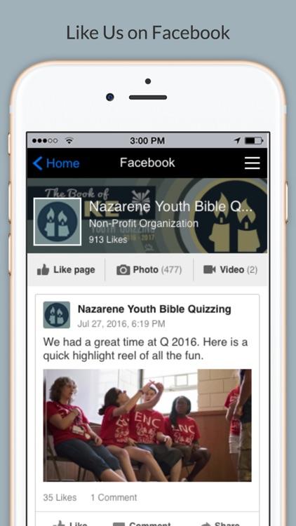 Youth Bible Quiz 16 screenshot-4
