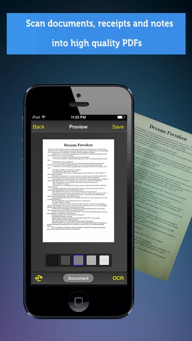 Doc Scanner + OCR Free: PDF scanner to scan document, receipt, photo på PC